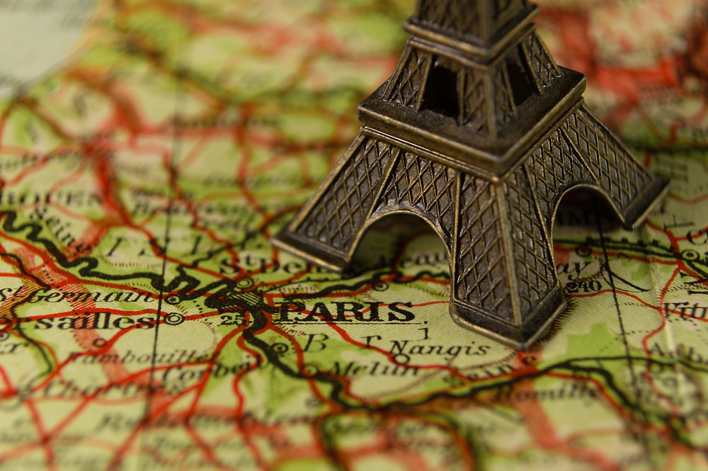 Torr Eiffel, París