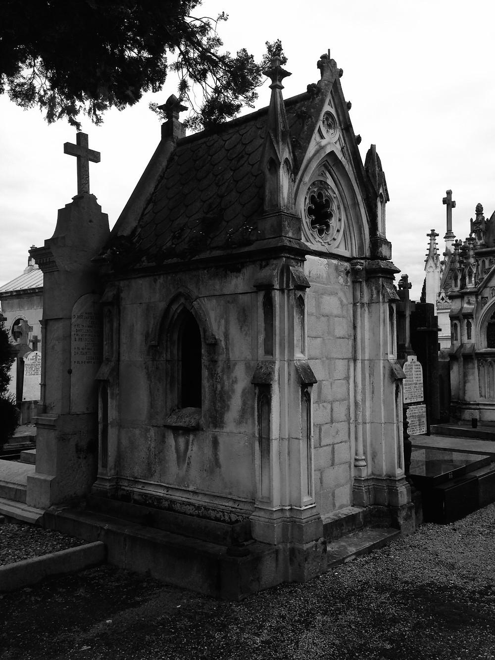 Cementerio de Polloe San Sebastián