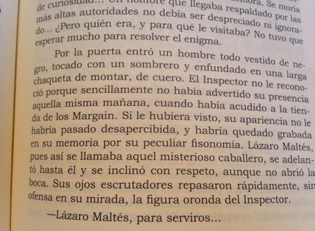¿Por qué Lázaro Maltés?