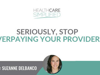 Seriously, Stop Overpaying Your Providers