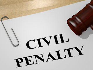 DOL Increases Civil Penalty Amounts for 2019