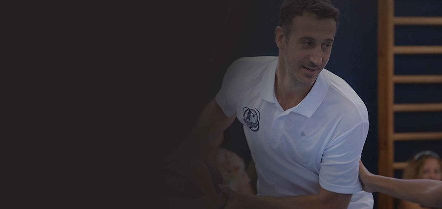 ליאור ליובין- מאמן במחנה הפרו של שחקן אמיתי