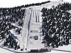 Концепция горнолыжного курорта