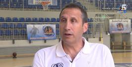 דיוויד בלאט בראיון לערוץ הספורט