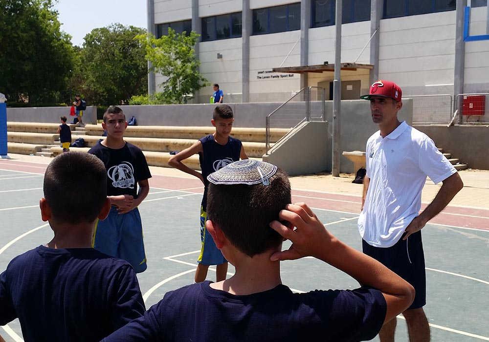מחנה כדורסל שחקן אמיתי- מחזור קיץ
