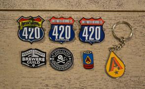 Brewery Pins