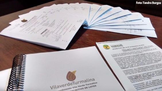 Projeto aprovado - Vilaverde Turmalina