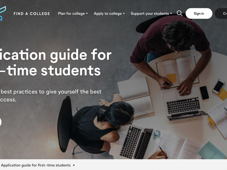 College Application Season Is Here (Ready or Not)!