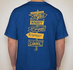 emerging leaders t-shirt