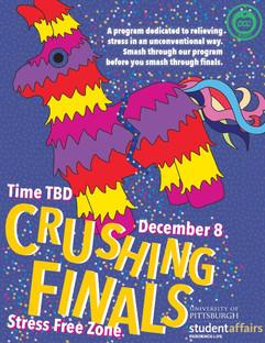 crushing finals