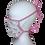 Thumbnail: MASQUE BARRIERE UNS FLAMANT ROSE