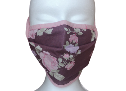 MASQUE BARRIERE UNS ROSES