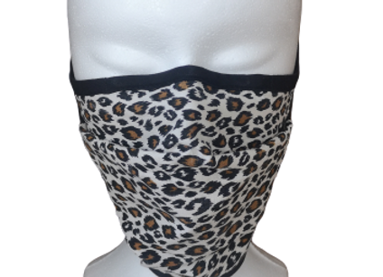 MASQUE BARRIERE UNS LEOPARD