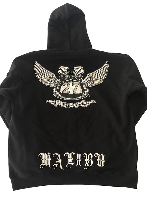27MILES - Pullover - Black - OG MALIBU
