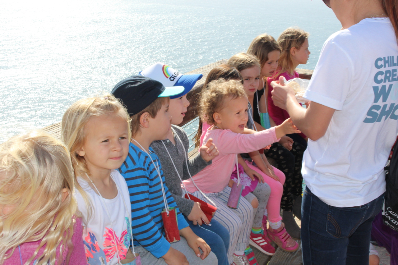 Preschool Field Trip