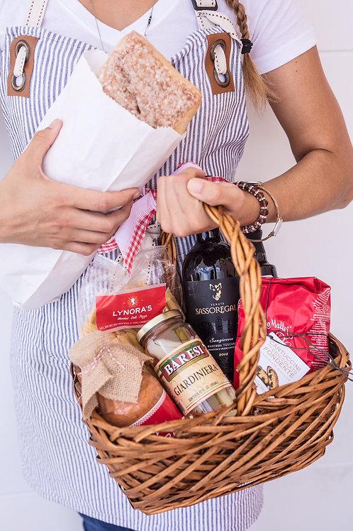 Lynora's Dinner Gift Baskets
