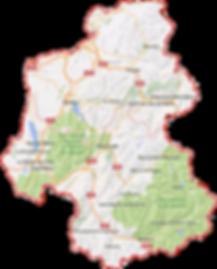 plan de la Savoie, ©Google