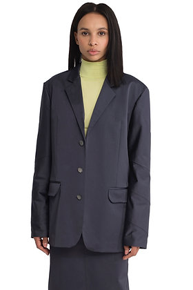 BLAZER WITH LASTING SPIRAL SLEEVES