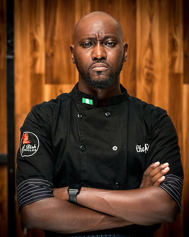 Chef Stone