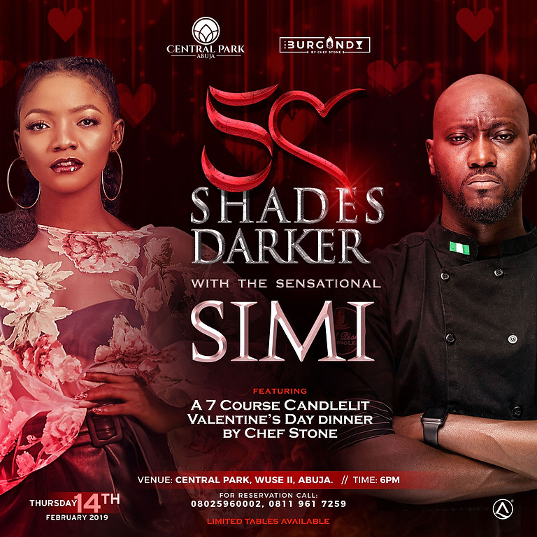 50 Shades Darker Valentines Day Dinner