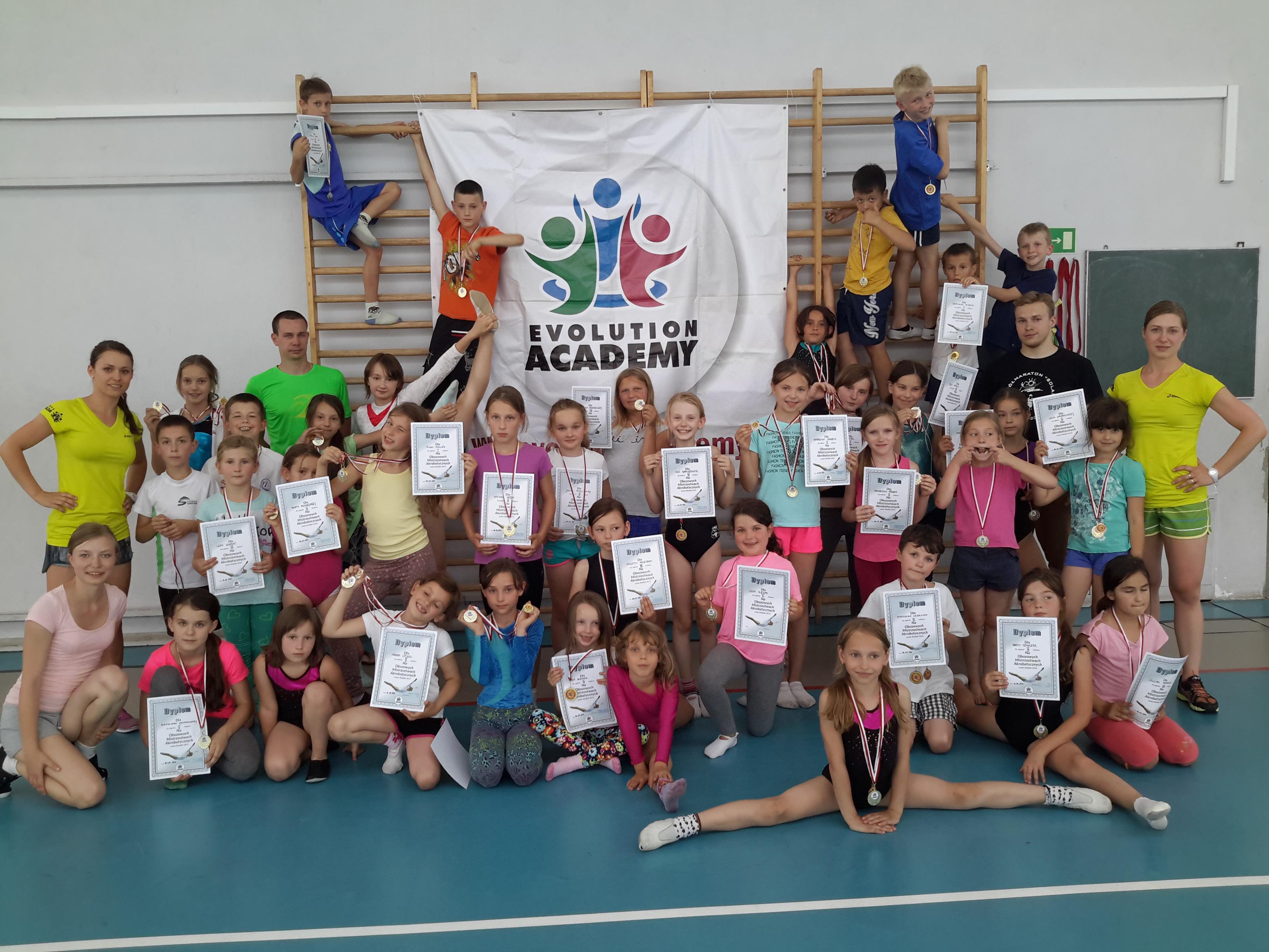 Obóz akrobatyczny 2016