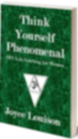 Thin-Book-3D-Think Yourself Phenomenal .