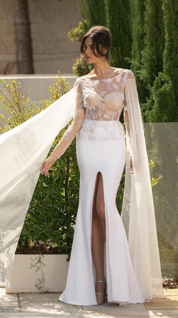 חנין קוטור שמלת כלה עם של קולקציית 2020