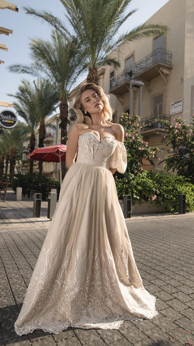 שמלת ערב מתאימה לכל אירוע חנין קוטור