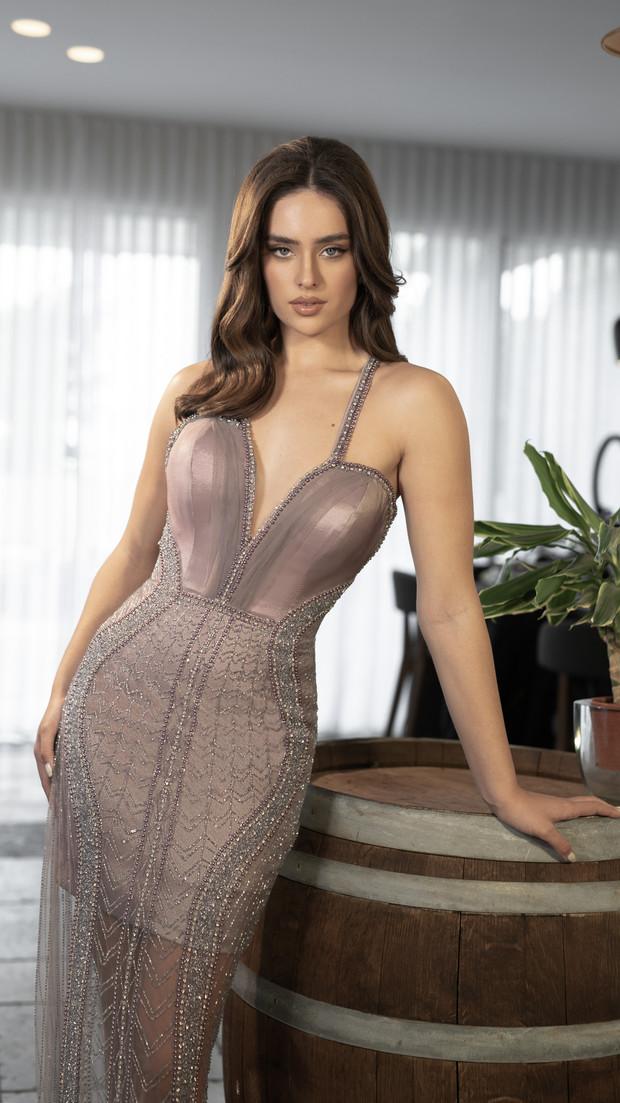 חנין קוטור-שמלות ערב קולקציית 2020