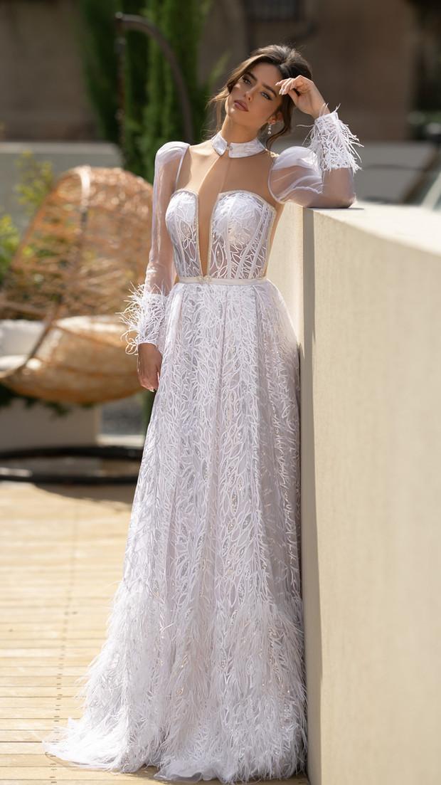 חנין קוטור שמלת כלה קולקציית 2020