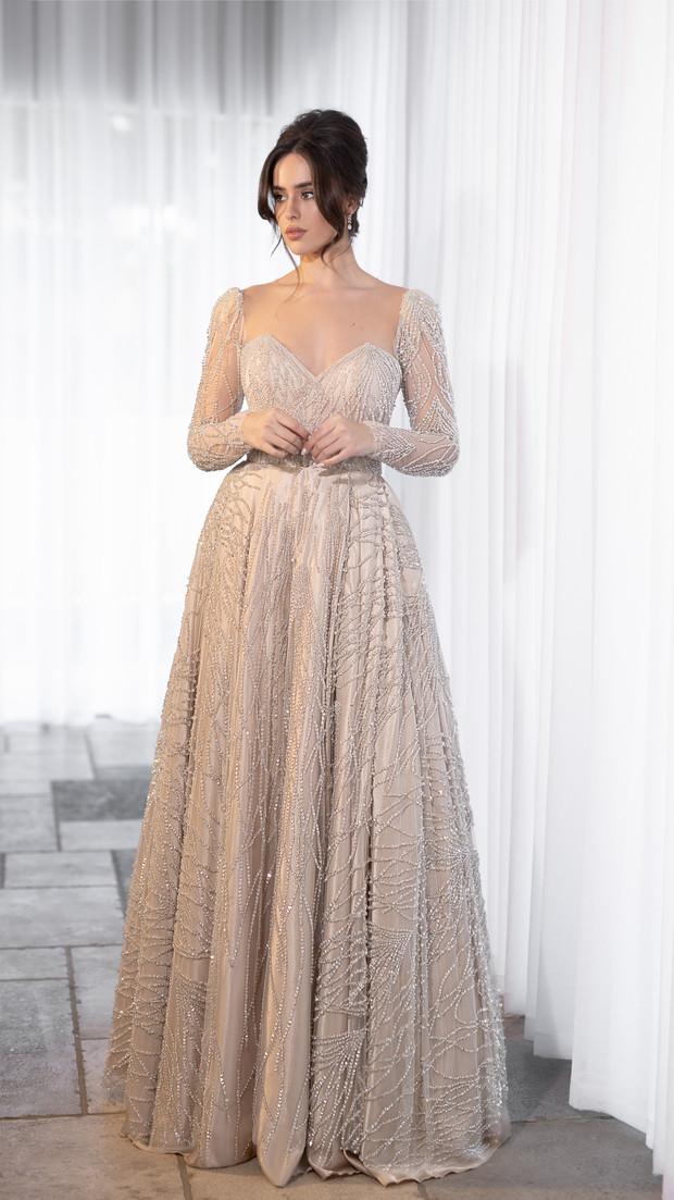 חנין קוטור שמלות ערב