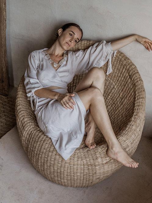 Wrap Bamboo Skirt