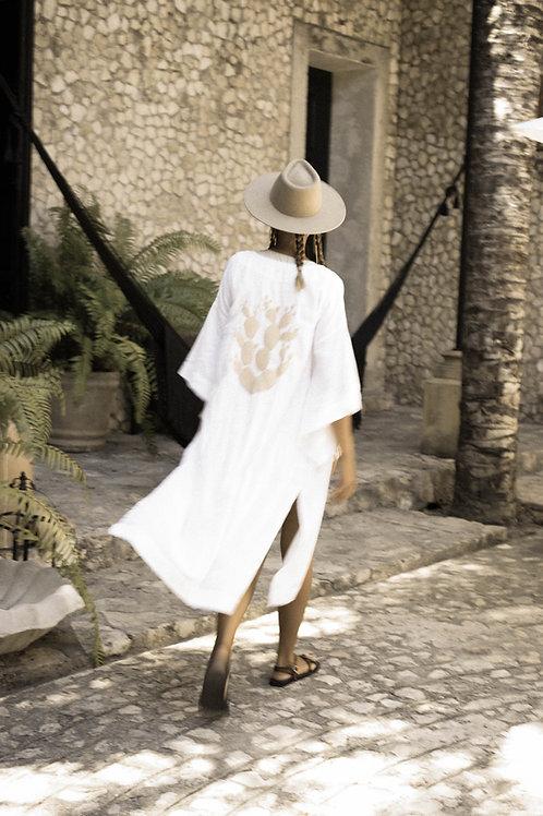 Opuntia Kimono Dress