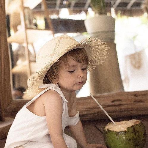 Organic Palm Hat