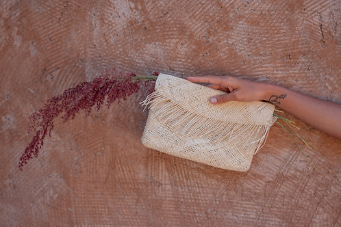 Hand-Woven Purse