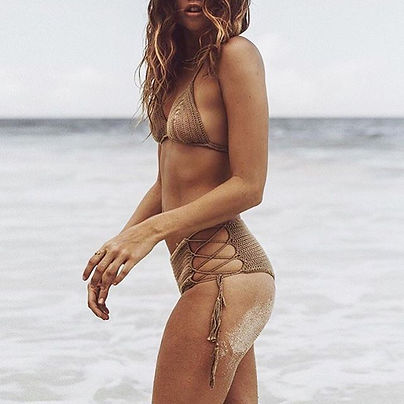 SANDY SUMMER | HIGH WAISTED PERFECTION |