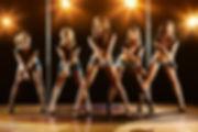Ladies Night Pole Dance Kurs im Studio Bahia Dance in Thun