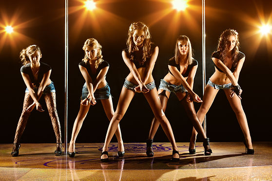 Ladies Night Pole Dance Kurs im Studio Bahia Dance in Thun