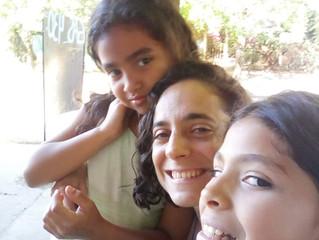 La familia ACI Preparó la casa de las hermanas en Las Tunas (Pacheco) Para recibir la segunda famili
