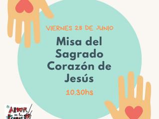 Misa del Sagrado Corazón de Jesús