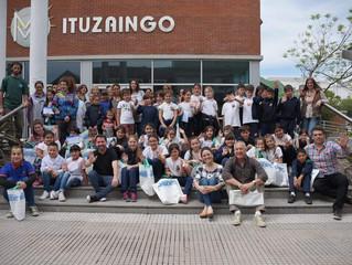 II Concurso de Historietas Ambientales Organizado por la Municipalidad de Ituzaingó