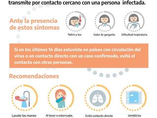 Prevenimos epidemias de esta forma