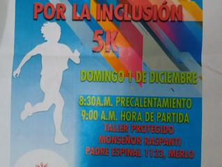 Maratón Corremos por la Inclusión