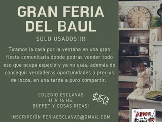 Feria del Baúl