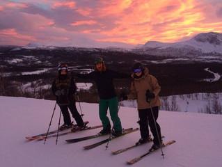 Jägarexamen & Skidor/Sowboard
