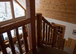 snowflake staircase