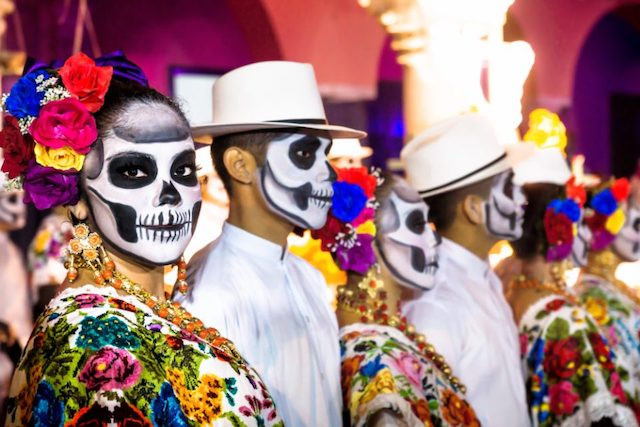 mexican day of the dead