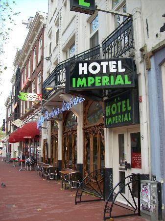 hotel imperial amsterdam