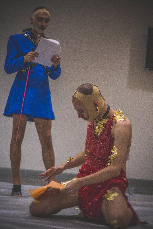 riccardo tarocco performance artist