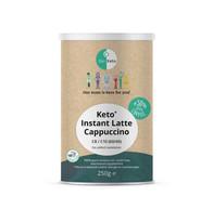 Go-Keto Cappucino à l'huile MCT